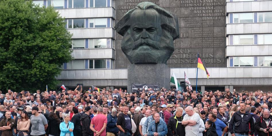 Eine Woche, 3 mal Karl-Marx-Stadt