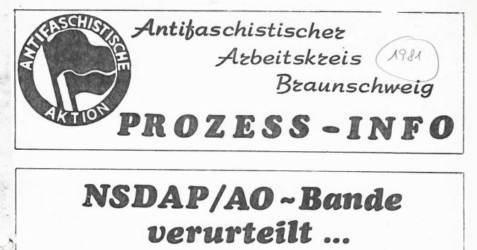"""History: Die """"Braunschweiger Gruppe"""""""