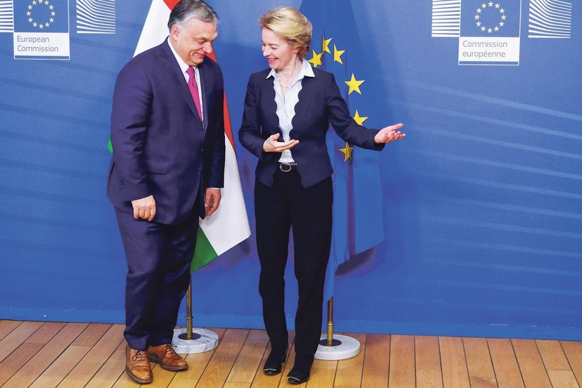 Ungarische Diktatur unter Quarantäne