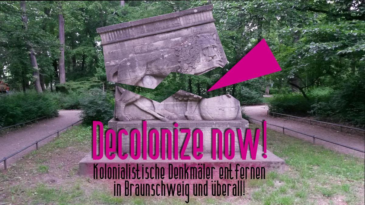 Decolonize Now!