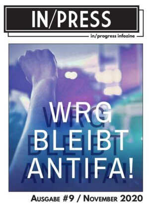 In/Press #9 Cover